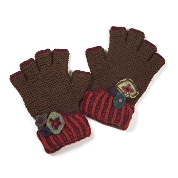 Marinero Fingerless Gloves