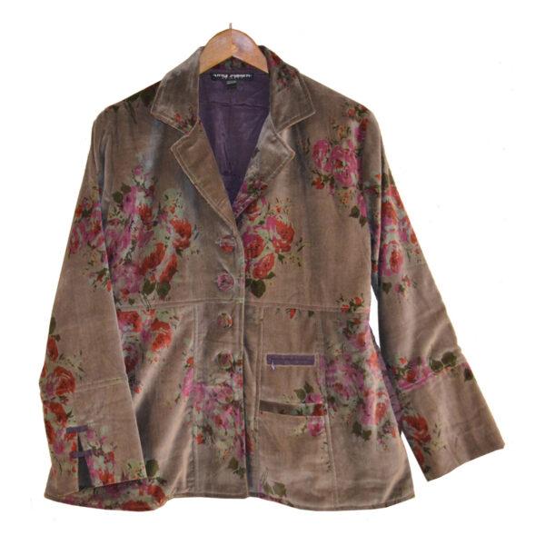 Zinzie Velvet Jacket