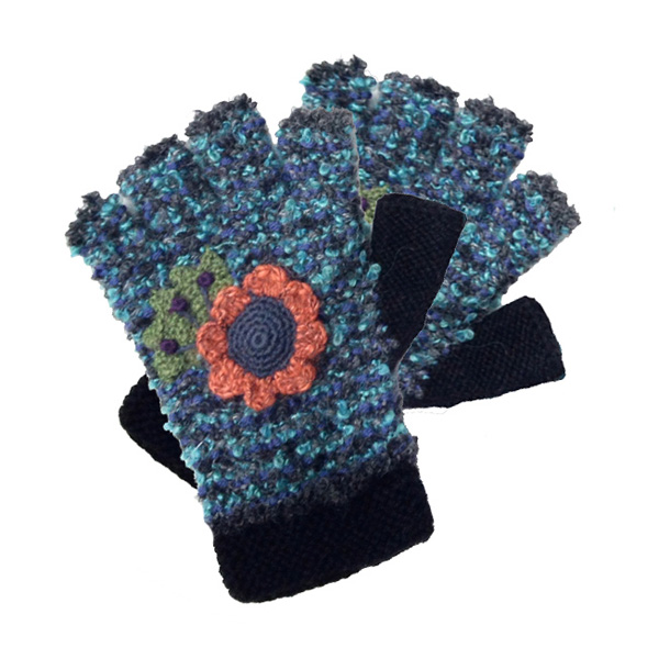 Berkshire Fingerless Gloves