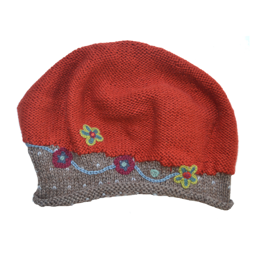 Wallflower Hat