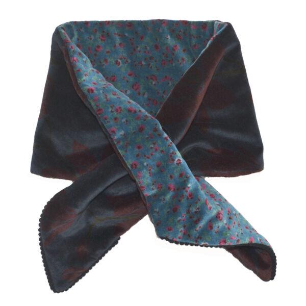 Lucca Velvet Collar