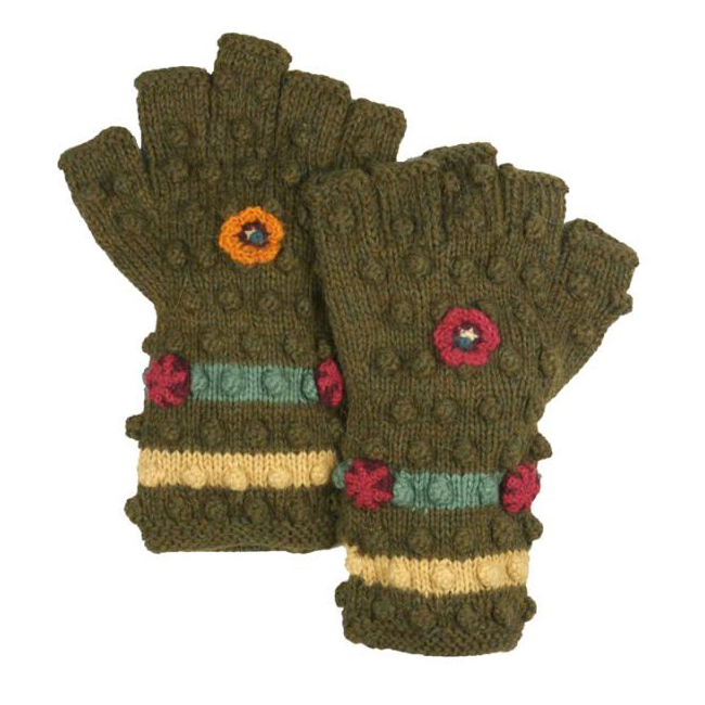 michelle-fingerless-glove-alpaca-green